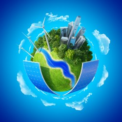 Alternativen zu herkömmlichen Arten der Energieversorgung